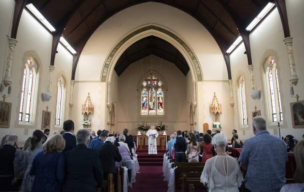 Inside the Fevre Community Church