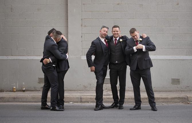 The Groomsmen