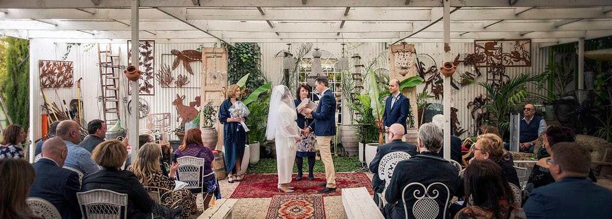 Karkoo Nursery Wedding Ceremony