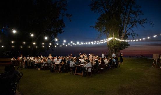 Darwin Surf Club Wedding Reception