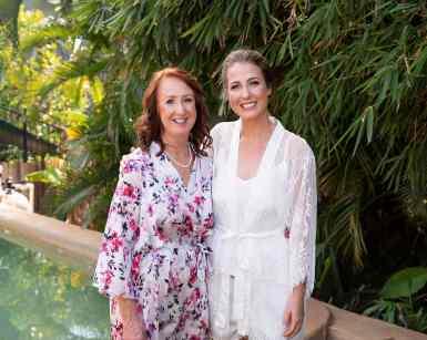 Jane and Mum