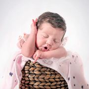 Baby Ivy - Newborn Shoot