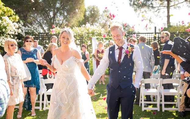 Al-Ru Farm wedding ceremony