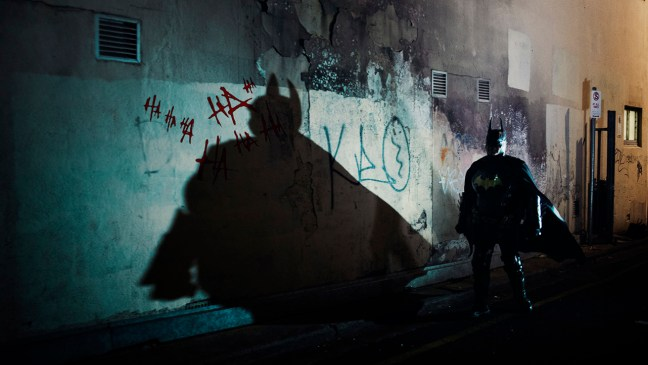 Batman shadowplay