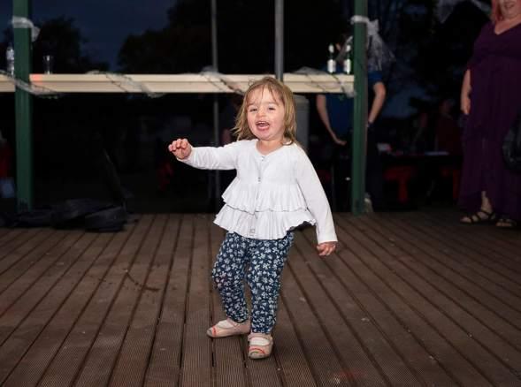 dancing little one