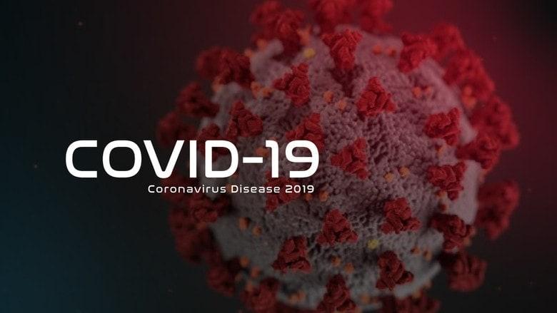 COVID-19 Coronavirus Banner