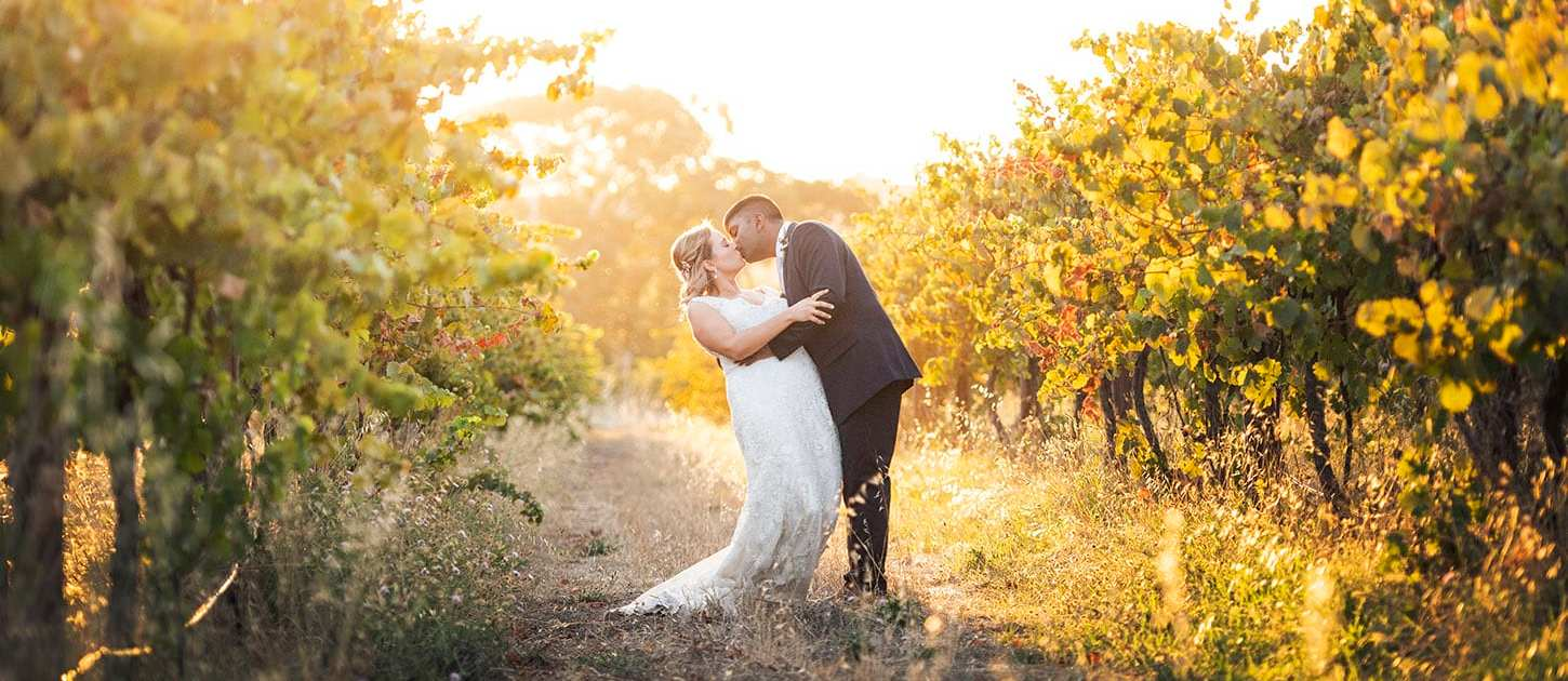Ekhidna wines wedding photo