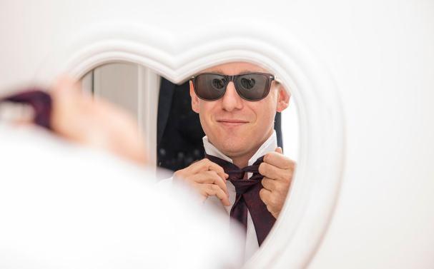 Getting ready in heart mirror