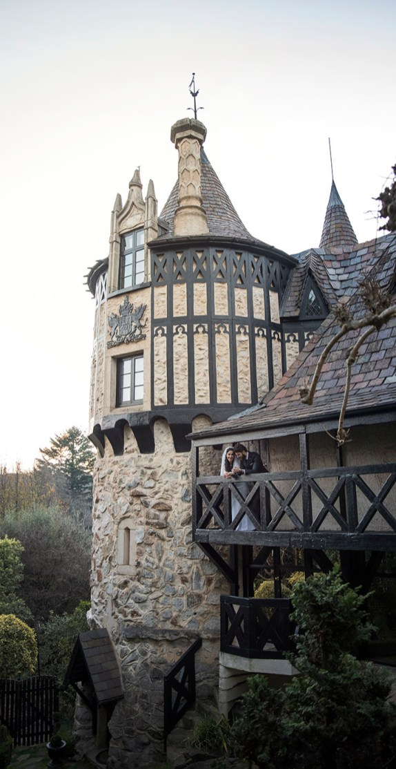 Thorngrove Manor's main tower