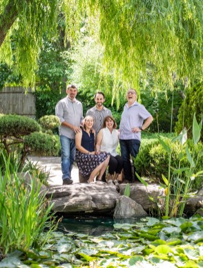Himeji Garden Family Shoot