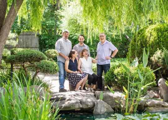 Himeji Gardens Family Shoot 2