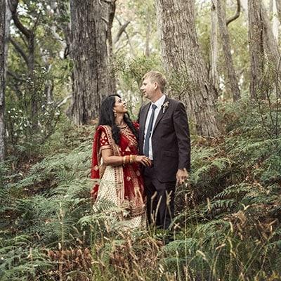 The Manor Basket Range Wedding - Ameeta & Brenton 1