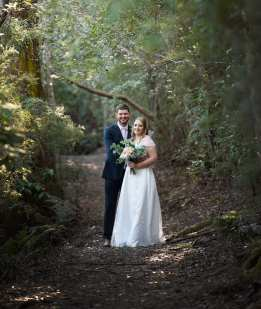 Wellington Park Wedding Photo