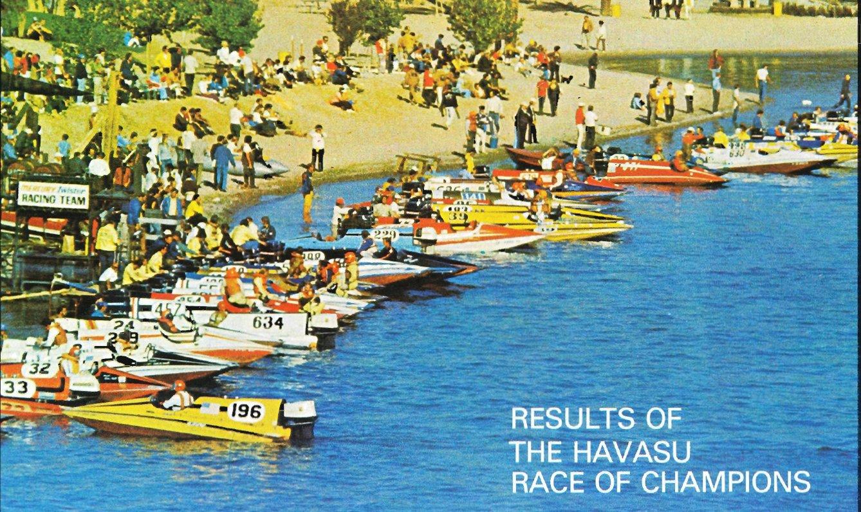 Lake ny racers oxbow vintage