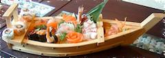 Finchè la Barca di Sushi và