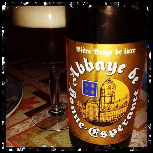 Abbaye de Bonne Esperance Biere Belge de Luxe