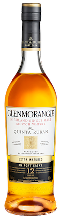 Glenmorangie Quinta Ruban 12 Years Extra Matured In Port Casks