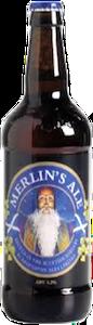 Birra Broughton Merlin's Ale