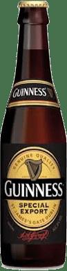 Birra Guinness Special Export