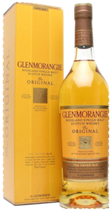 Glenmorangie The Original Ten Years Old Highland Single Malt Scotch Whisky