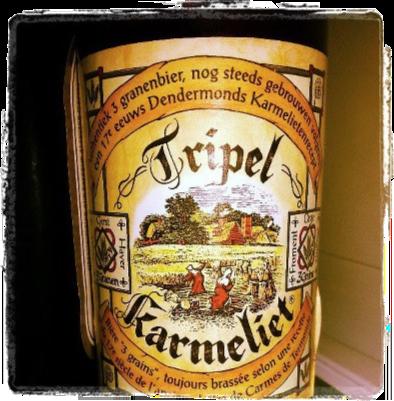 Birra Triple Karmeliet