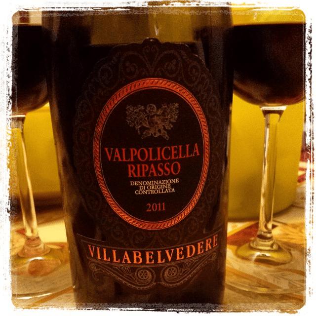 Villabelvedere Valpolicella Ripasso DOC 2011