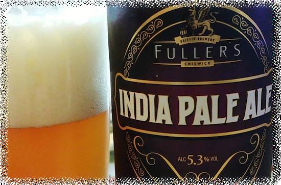 Birra Fuller's IPA