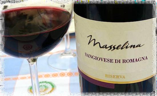 Masselina Sangiovese di Romagna Riserva