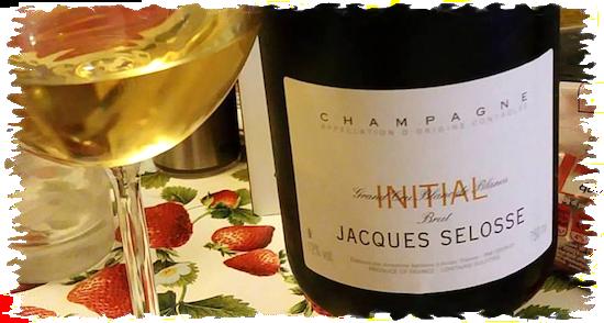 Champagne Jacques Selosse Grand Cru Initial Brut Blanc de Blancs