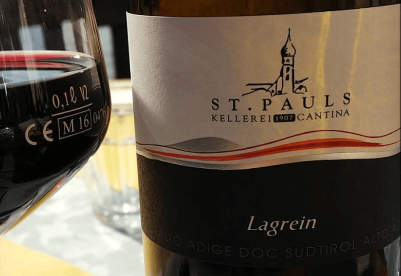 St Pauls Alto Adige Lagrein DOC