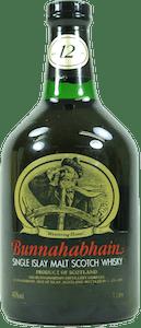 Bunnahabhain 12 Years Single Islay Malt Scotch Whisky