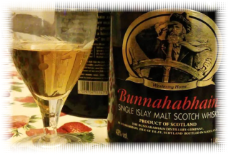 Bunnahabhain 12 Years Single Islay Malt Scotch Whisky