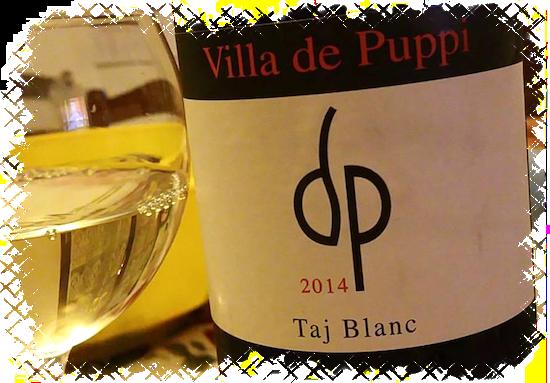 Villa de Puppi 2014 Taj Blanc
