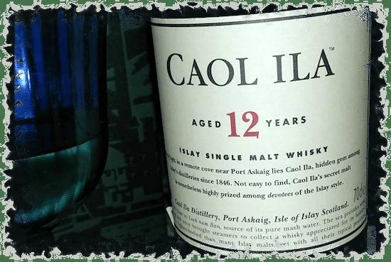 Caol Ila Aged 12 Years