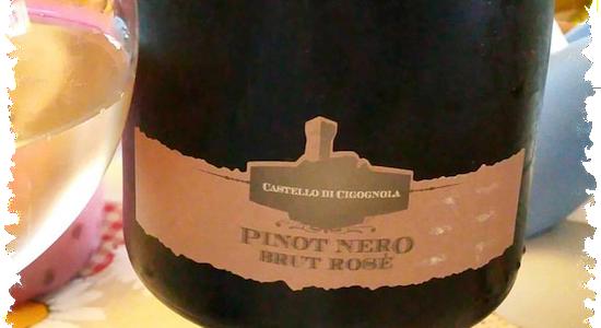 Il Pinot Nero Brut Rosé Castello di Cicognola ha cambiato nome. Adesso si chiama 'Moré Rosè. Comunque si tratta sempre di pinot nero vinificato in rosa e spumantizzato metodo classico. […]