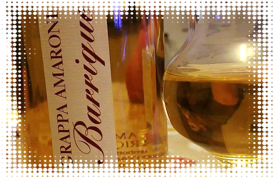 Surus Grappa Amarone Barrique