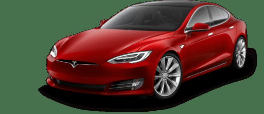 Vinn en Tesla model S