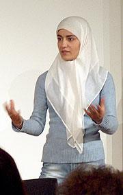 Sakina Zafar. Foto: Privat.