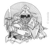 Cyber-Samurai - ©sverola
