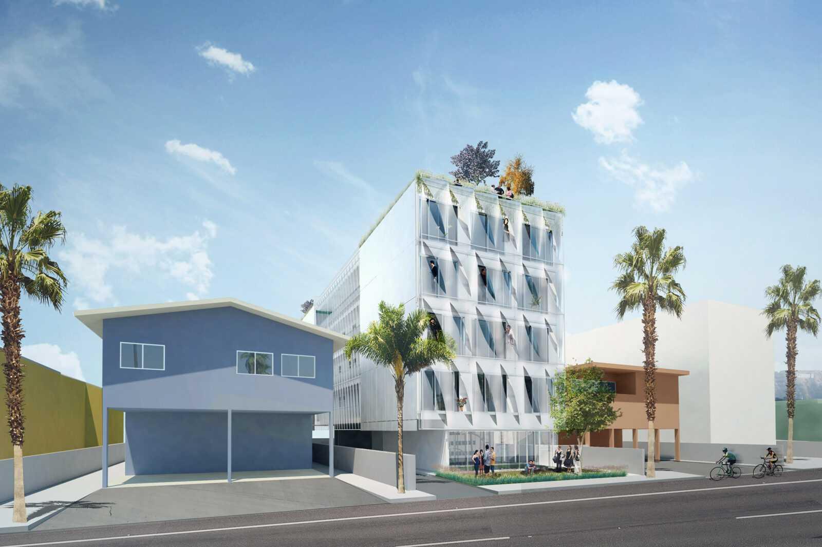 Есть идея! Строительство приютов для бездомных и вспомогательного жилья