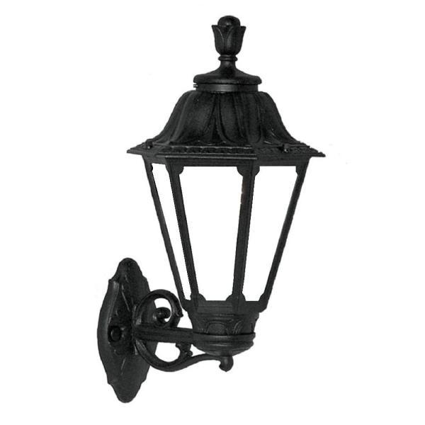Купить уличный фасадный светильник BISSO / RUT Черный опал ...