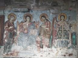 42 Freske na Protatskoj crkvi