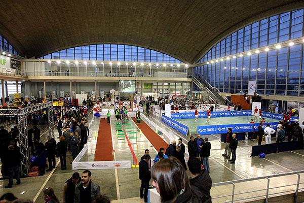 Света Србија на Сајму спорта