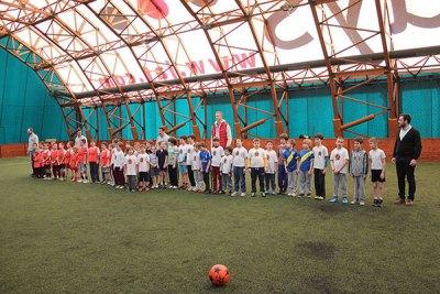 Одржан фудбалски турнир