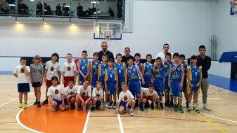 Настављена Мини-баскет лига