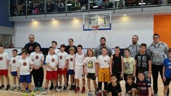 Кошаркашка секција учествује у Мини баскет лиги