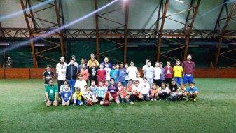 Фудбалска секција на Бродарцу