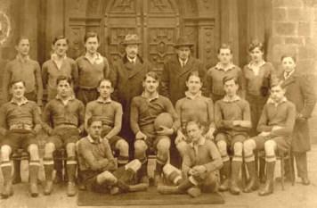 Прва српска рагби репрезентација – дечаци избегли 1916. са Крфа у Шкотску