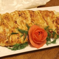 Braided Baked Fish