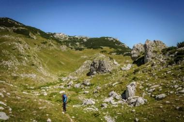 Tijana is walking along the path of her ancestors.